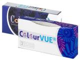 Alensa.ee - Kontaktläätsed - ColourVUE - Fusion - 0-tugevusega