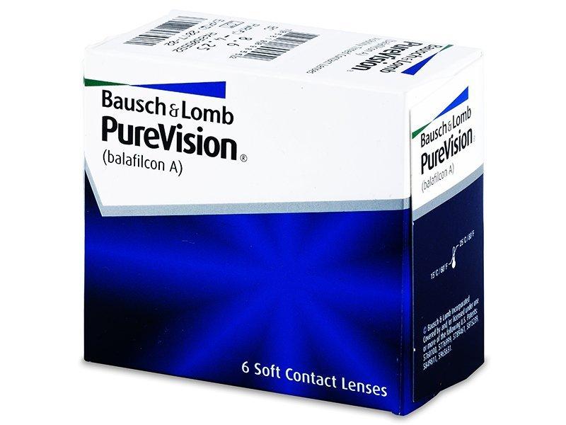 PureVision (6läätse)