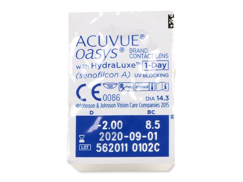 Acuvue Oasys 1-Day (30 läätse)