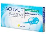 Alensa.ee - Kontaktläätsed - Acuvue Oasys for Presbyopia