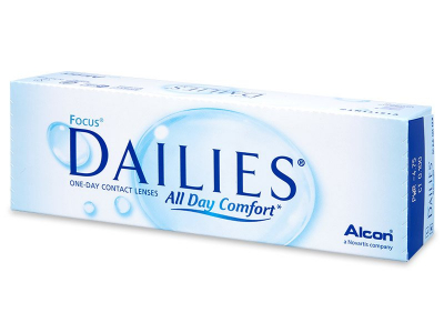 Focus Dailies All Day Comfort (30läätse)