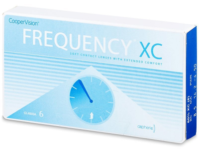 FREQUENCY XC (6läätse)