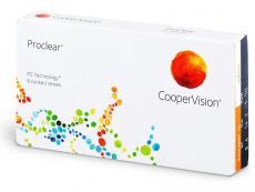 Proclear Compatibles Sphere (6läätse)