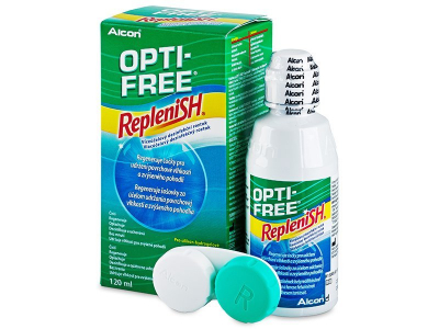 OPTI-FREE RepleniSH Läätsevedelik 120 ml