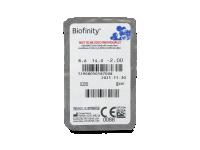 Biofinity (6läätse)