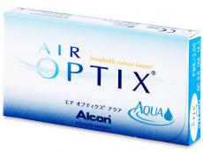 Air Optix Aqua (6läätse)