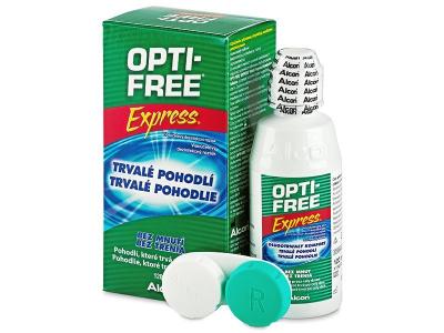 OPTI-FREE Express Läätsevedelik 120ml