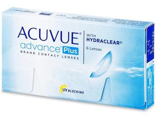 Acuvue Advance PLUS (6läätse) - Johnson & Johnson