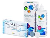 Acuvue Oasys (6läätse) +Gelone360ml
