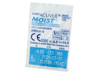 1 Day Acuvue Moist for Astigmatism (30läätse)
