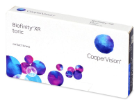 Alensa.ee - Kontaktläätsed - Biofinity XR Toric