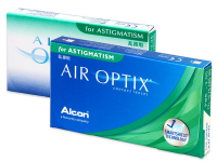 Alensa.ee - Kontaktläätsed - Air Optix for Astigmatism